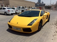 Used 2006 lamborghini Gallardo for sale in dubai