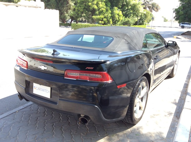Used 2014 Chevrolet Camaro for sale in sharjah