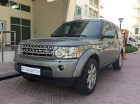 Used 2010 land-rover LR4 for sale in dubai