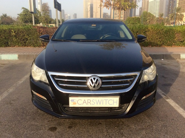 Used 2011 Volkswagen CC for sale in abudhabi