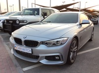 Used 2015 bmw 4 Series for sale in sharjah