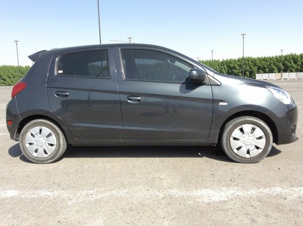 Used 2014 mitsubishi Mirage for sale in dubai