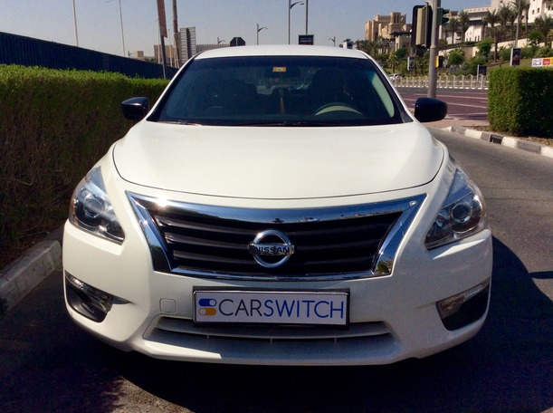 Used 2013 nissan Altima for sale in dubai