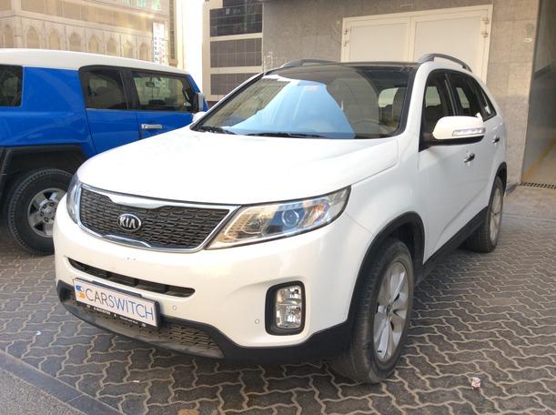 Used 2015 Kia Sorento for sale in dubai