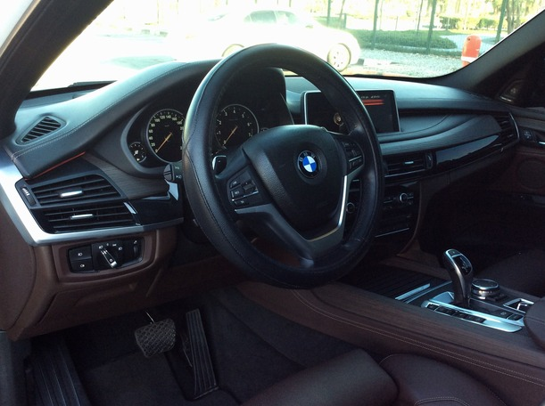Used 2015 BMW X5 for sale in abudhabi