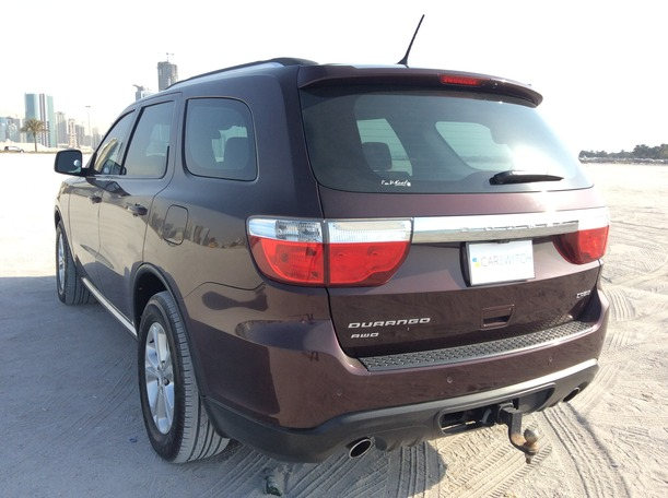Used 2012 Dodge Durango for sale in sharjah