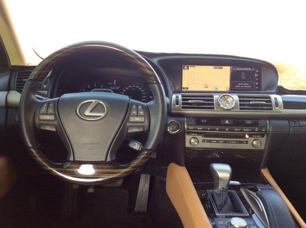 Used 2016 Lexus LS460 for sale in abudhabi