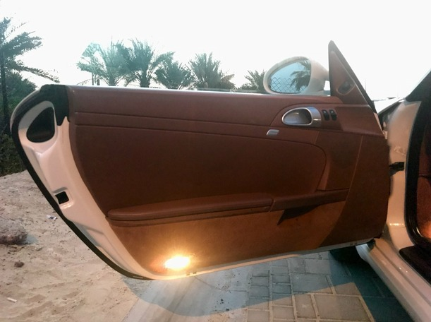 Used 2010 Porsche Boxster for sale in dubai