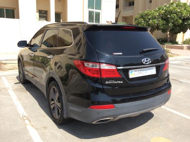 Used 2014 Hyundai Santa Fe for sale in dubai