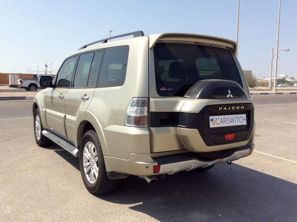Used 2016 Mitsubishi Pajero for sale in abudhabi