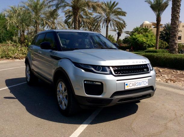 Used 2016 Range Rover Evoque for sale in dubai