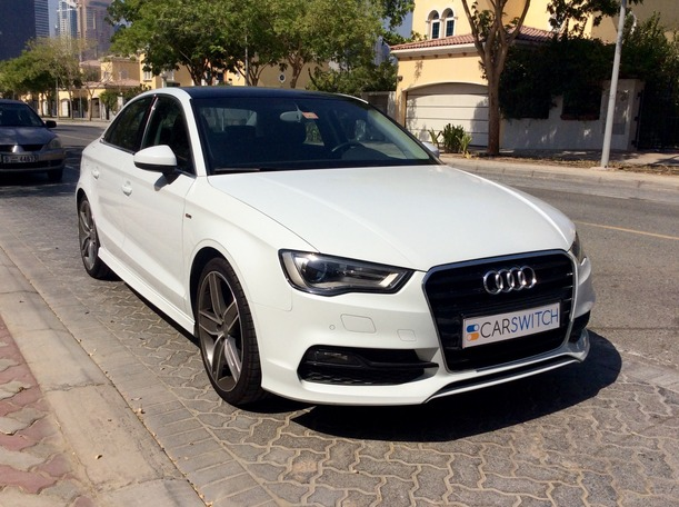 Used 2015 audi A3 for sale in dubai