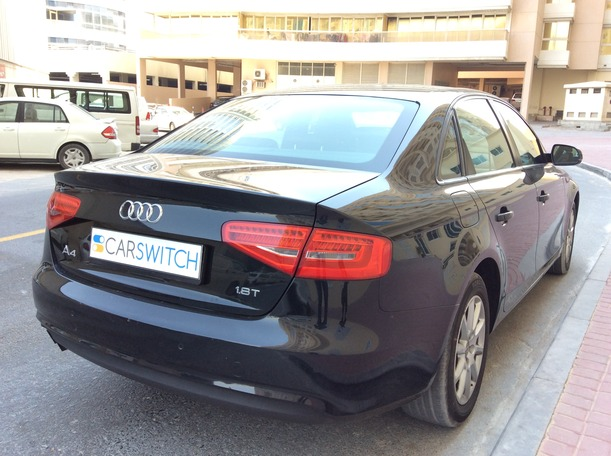 Used 2014 audi A4 for sale in dubai