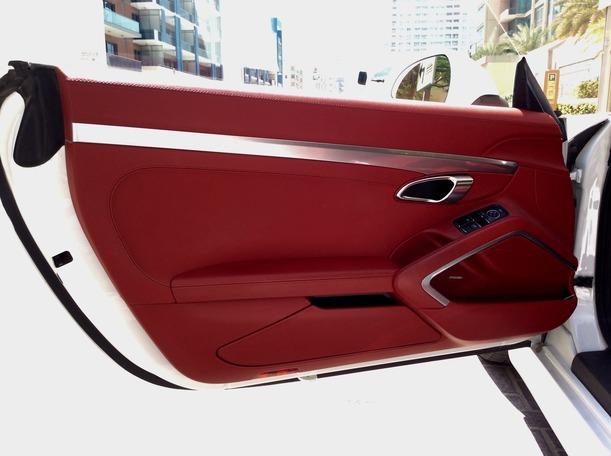 Used 2014 Porsche Boxster for sale in dubai