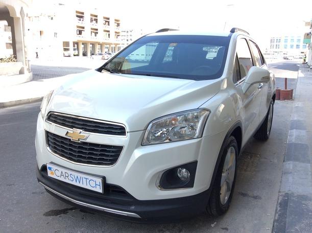 Used 2014 chevrolet Trax for sale in dubai