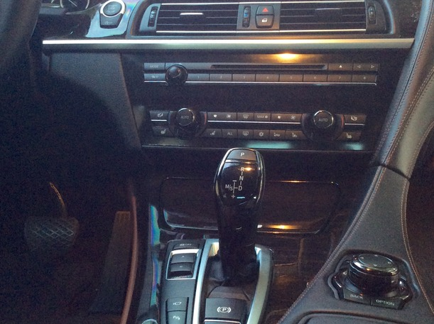 Used 2012 BMW 640 for sale in abudhabi