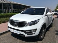 Used 2014 kia Sportage for sale in dubai
