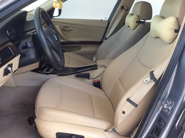 Used 2010 bmw 3 Series for sale in dubai