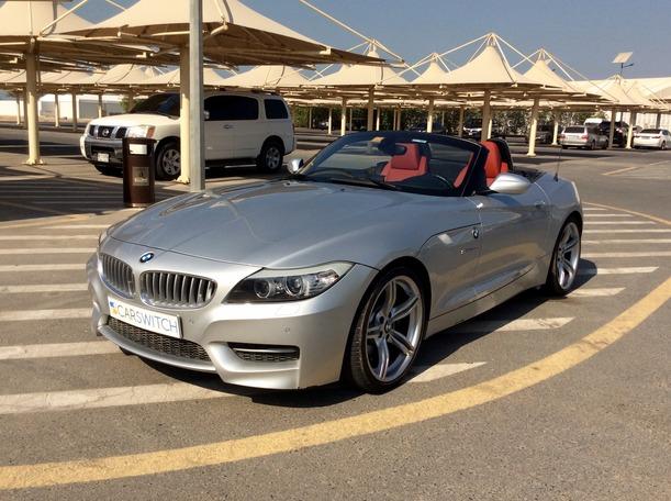 Used 2013 bmw Z4 for sale in dubai