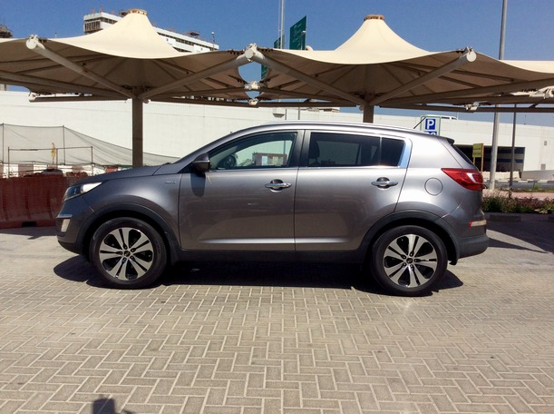 Used 2013 kia Sportage for sale in dubai