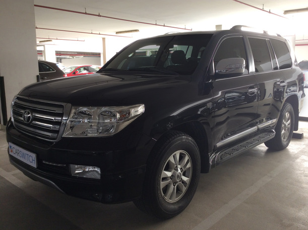 Used 2012 toyota Land Cruiser for sale in dubai