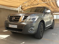 Used 2015 nissan Patrol for sale in dubai