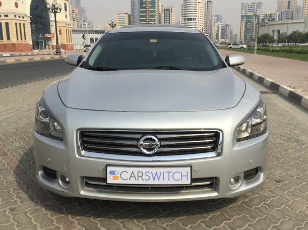 Used 2015 Nissan Maxima for sale in sharjah