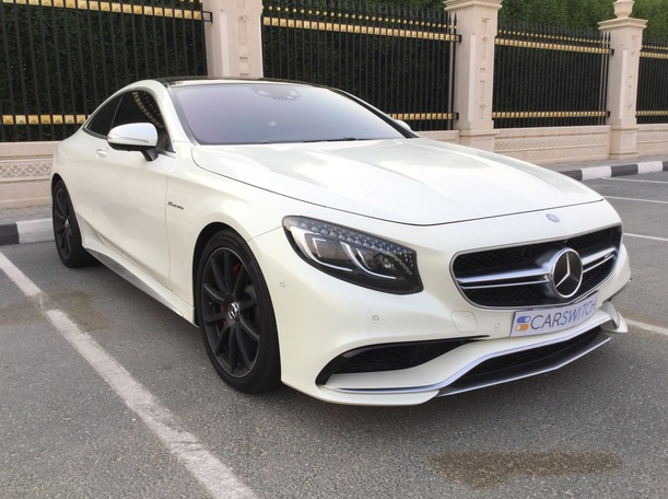 Used 2015 Mercedes S63 AMG for sale in sharjah
