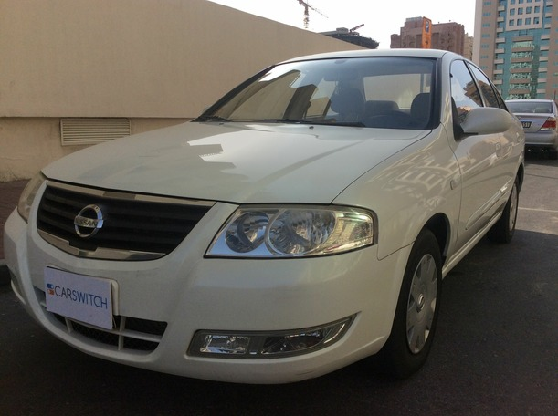 Used 2010 nissan Sunny for sale in dubai