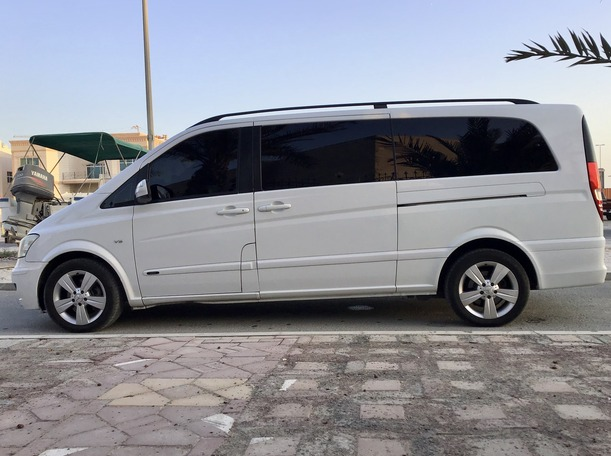Used 2014 Mercedes Viano for sale in abudhabi