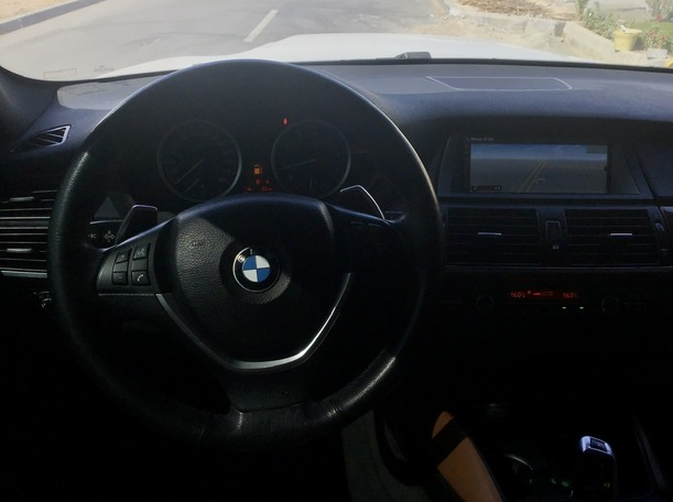 Used 2014 BMW X6 for sale in abudhabi