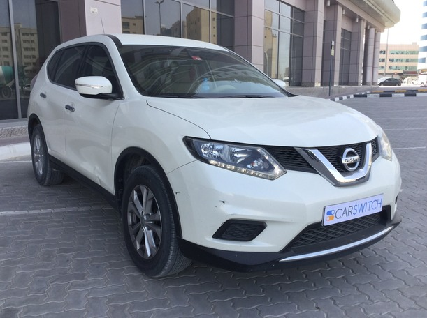 Used 2017 Nissan X-Trail for sale in sharjah