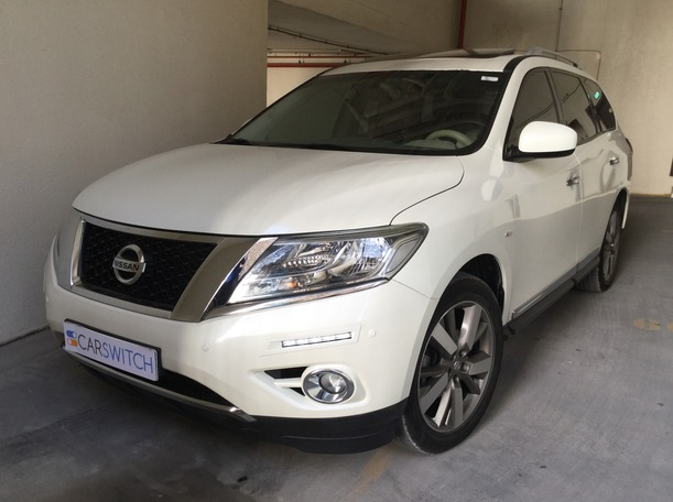 Used 2015 Nissan Pathfinder for sale in sharjah