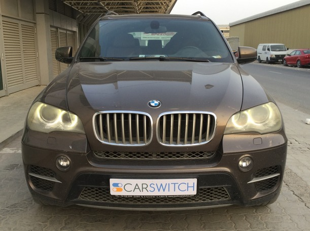 Used 2012 BMW X5 for sale in sharjah