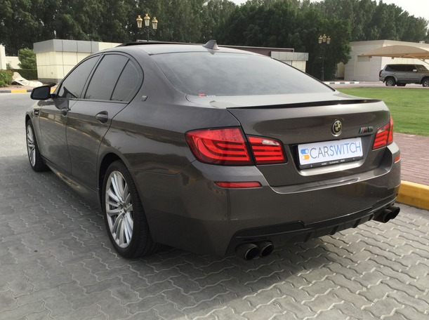 Used 2013 BMW 535 for sale in sharjah