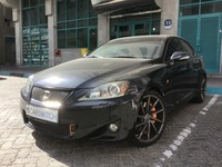Used 2011 Lexus IS350 for sale in abudhabi