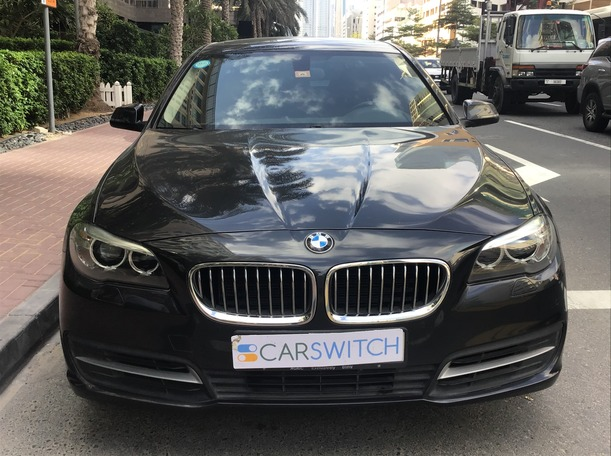 Used 2016 BMW 535 for sale in dubai