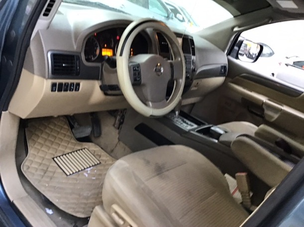 Used 2010 Nissan Armada for sale in sharjah