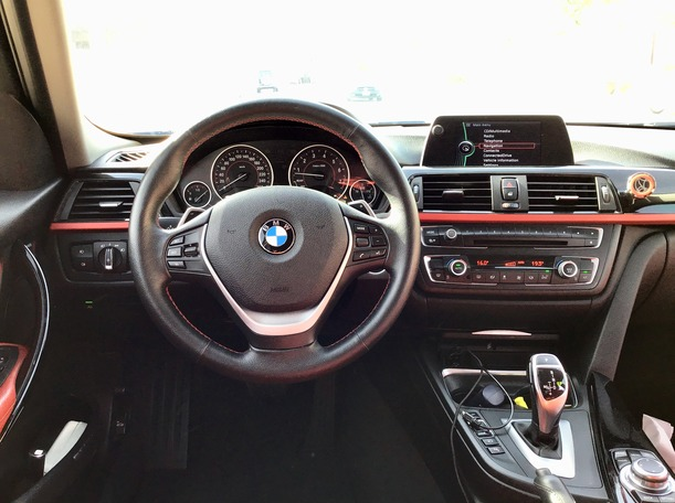 Used 2014 BMW 335 for sale in dubai