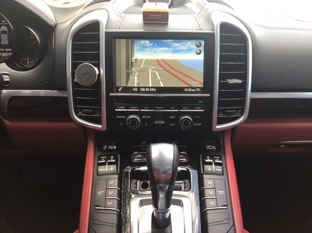 Used 2016 Porsche Cayenne for sale in abudhabi