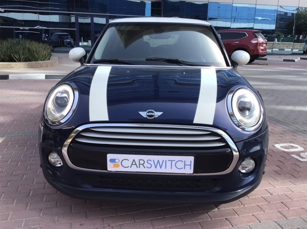 Used 2015 MINI Cooper for sale in dubai
