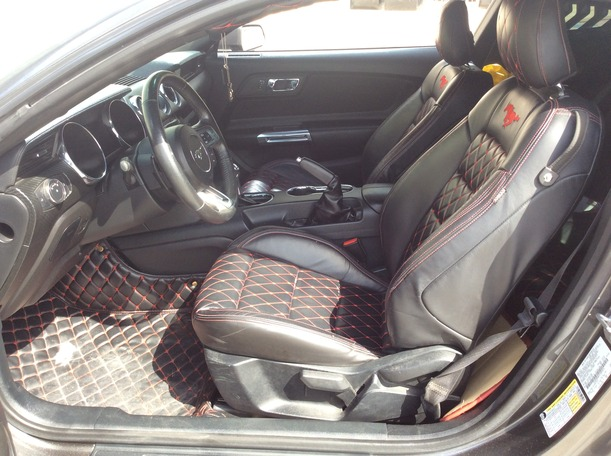 Used 2015 Ford Mustang for sale in dubai