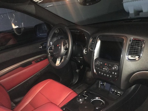 Used 2017 Dodge Durango for sale in sharjah