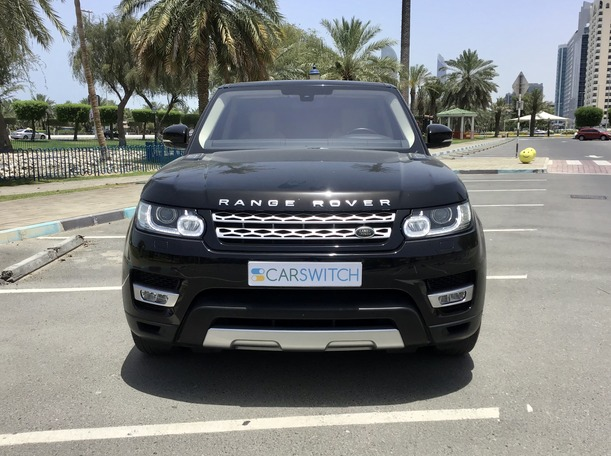 Used 2016 Range Rover Sport for sale in abudhabi