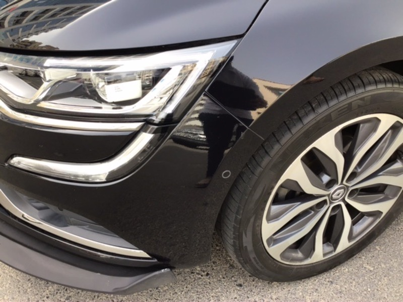 Used 2018 Renault Talisman for sale in dubai