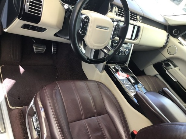 Used 2014 Range Rover Autobiography for sale in dubai