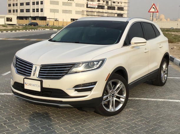 Used 2017 Lincoln MKC for sale in sharjah