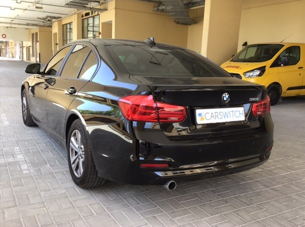 Used 2018 BMW 318 for sale in sharjah