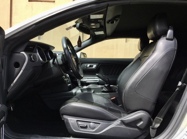 Used 2018 Ford Mustang for sale in dubai