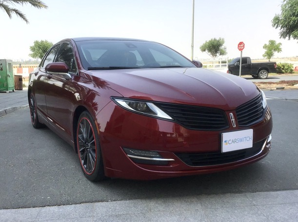 Used 2016 Lincoln MKZ for sale in abudhabi